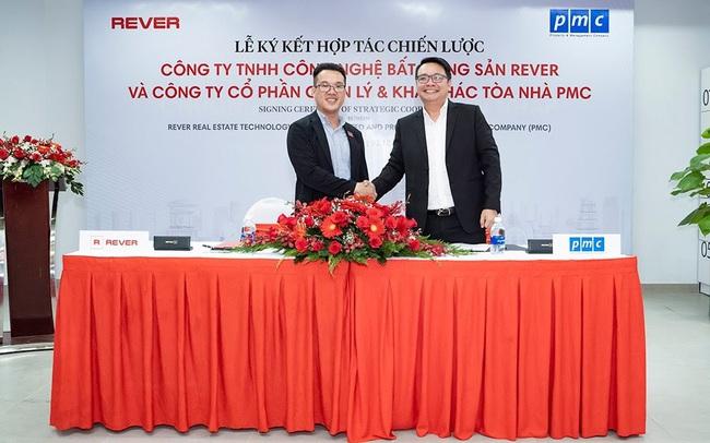 REVER ký kết hợp tác với PMC, cùng tạo ra lợi ích vượt trội cho cư dân