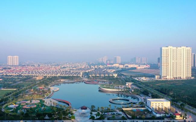 Khu đô thị Dương Nội vẫn thu hút giới đầu tư