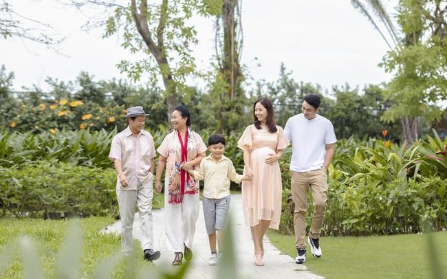Sống Thuận Nhiên - Lối sống theo đuổi sự trong lành của đại gia đình khá giả