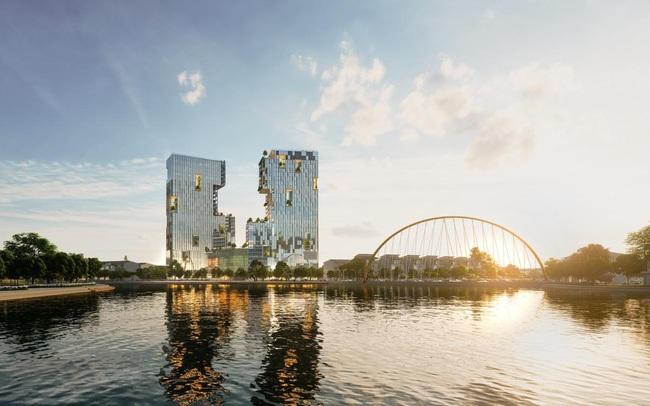 Ecopark Hải Dương triển khai tháp đôi cao bậc nhất Hải Dương
