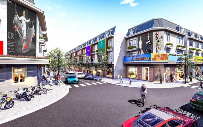 Sẽ có một phố thương mại sầm uất bậc nhất Tân Uyên, Bình Dương