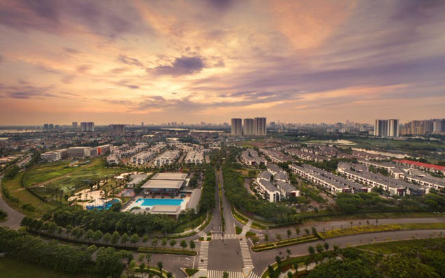 Hàng loạt dự án đang mở rộng - Bất động sản phía Nam thủ đô hấp dẫn nhà đầu tư