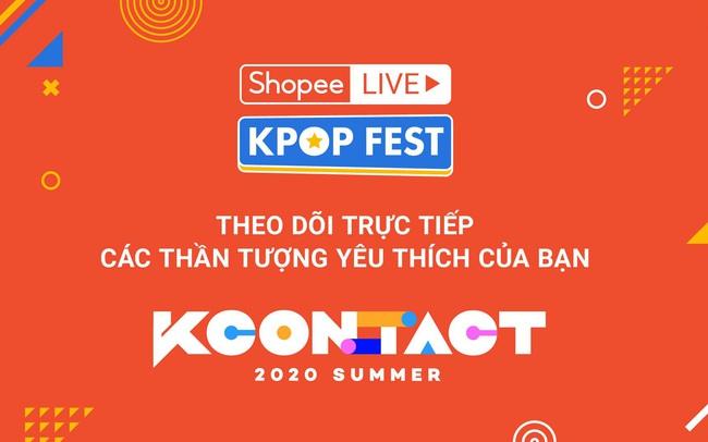Shopee hợp tác cùng CJ ENM mang đến lễ hội văn hóa Hàn Quốc hàng đầu Thế giới KCON