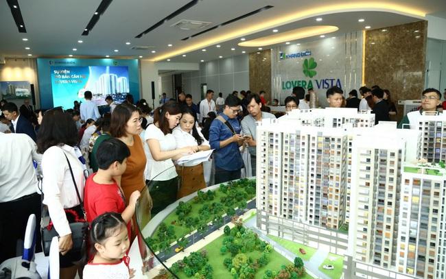 Lovera Vista đã mở bán 200 căn 3 phòng ngủ tại các Block 2 mặt tiền