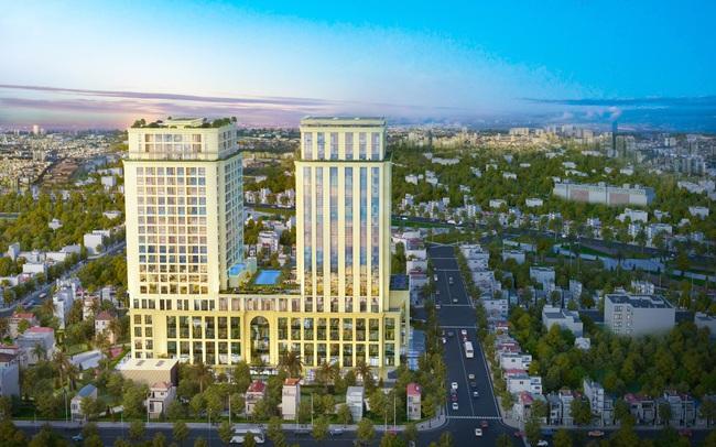 Sức hút của dự án bất động sản song hành cùng khách sạn 5 sao