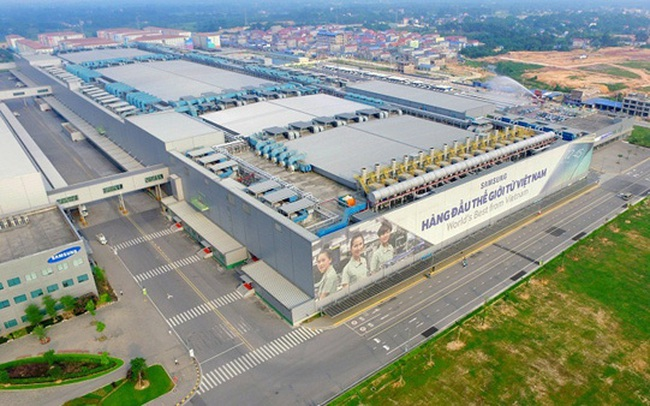 Bất động sản Phổ Yên (Thái Nguyên) điểm sáng từ khu công nghiệp Samsung