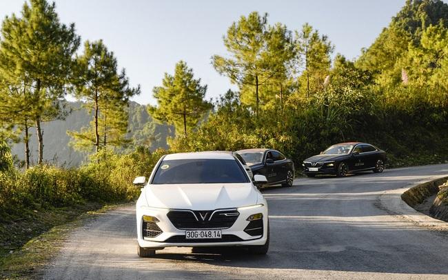 VinFast Lux A2.0 - xe sang được ưa chuộng trong tháng 5