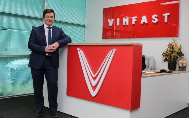 """Sếp VinFast Australia: """"Đây là cơ hội chỉ có một lần trong đời"""""""