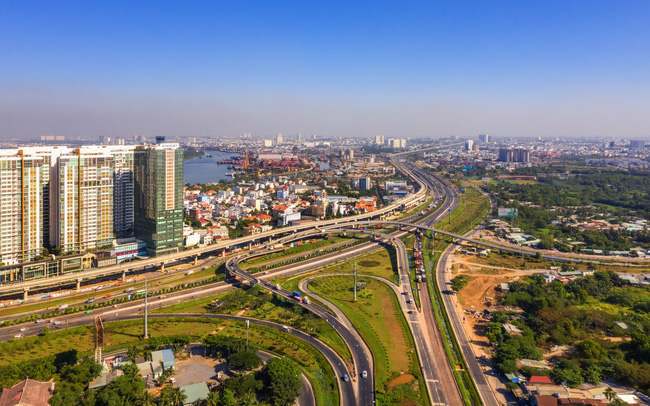 """Xu hướng tăng trưởng mới của BĐS """"Thành phố phía Đông"""""""