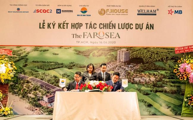 The Farosea khởi động thị trường Bình Thuận, quy tụ loạt thương hiệu uy tín