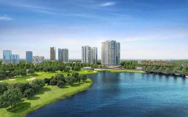 Đông Hà Nội có khu đô thị sở hữu thiết kế cảnh quan đẹp bậc nhất thế giới