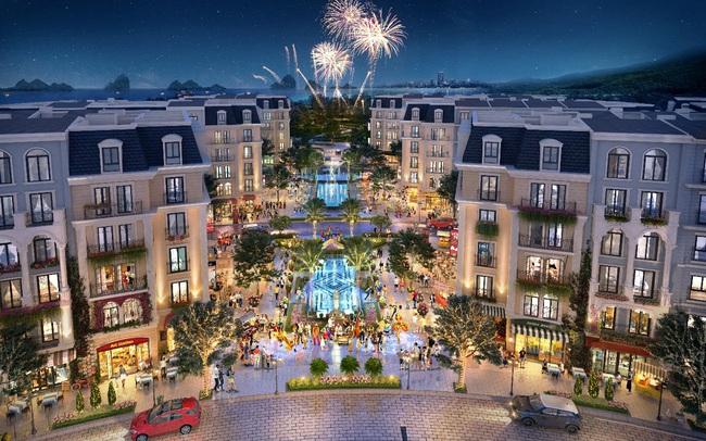 """""""Thành phố khách sạn"""" Aqua City Halong: Điểm đến của giới đầu tư phía Bắc"""""""