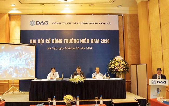 DAG tổ chức ĐHĐCĐ thường niên 2020