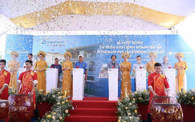 Ra mắt khu biệt thự cao cấp trong lòng sân golf hàng đầu tại Hà Nội