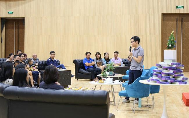 """Hội thảo """"Giáo dục ưu việt trong thế kỷ 21"""" cùng TS. Nguyễn Chí Hiếu"""