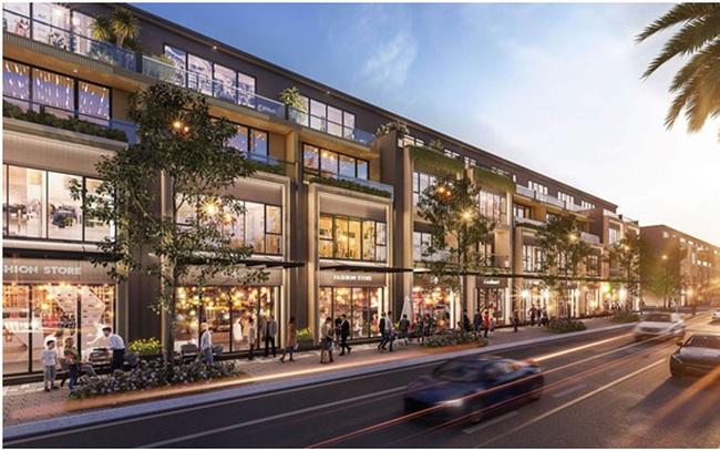 Sản phẩm nhà phố thuộc các khu đô thị lớn tăng tốc sau dịch