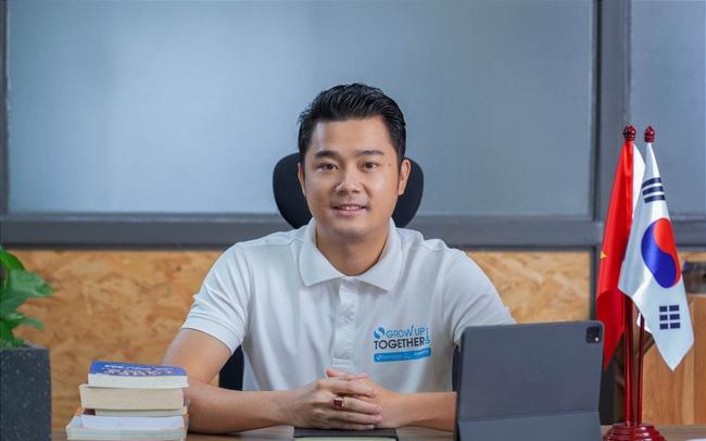 28 tuổi điều hành công ty Holding với bốn công ty con