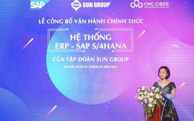 Sun Group chính thức bước chân vào chuyển đổi số quy mô rộng