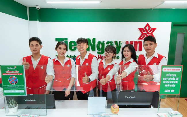 TienNgay.vn hướng tới phục vụ 1.000.000 khách hàng trên toàn quốc