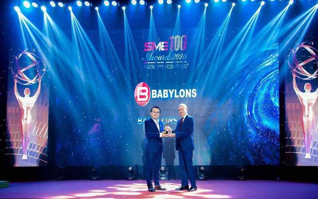 Top 38 công ty được vinh danh tại Lễ trao Giải thưởng SME