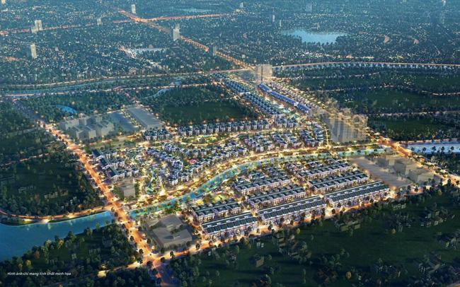 Biệt thự đảo khu đô thị Vinh Heritage: Lựa chọn của cư dân ưu tú thành Vinh
