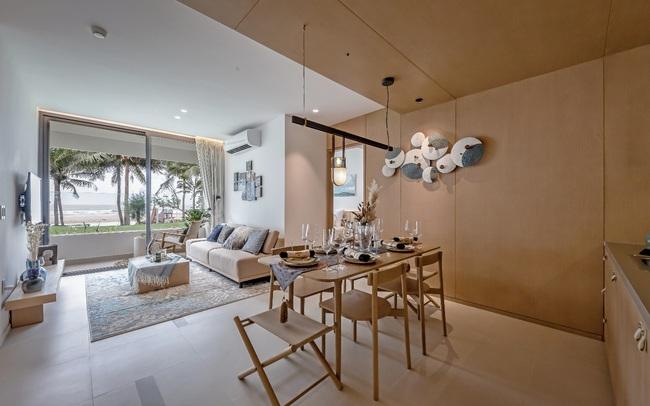 Chỉ từ 375 triệu đồng sở hữu căn hộ mặt tiền biển sổ hồng trọn đời tại Wyndham Coast