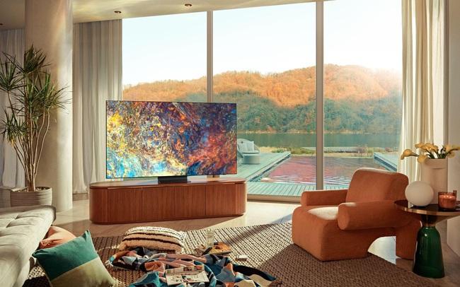Samsung khai màn 2021 bằng dàn sản phẩm TV đầy ấn tượng và đột phá