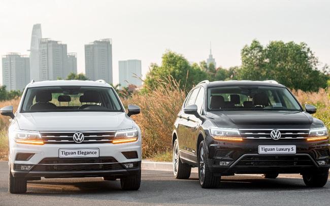Volkswagen Việt Nam ra mắt phiên bản Tiguan 2021 với nhiều nâng cấp đáng giá