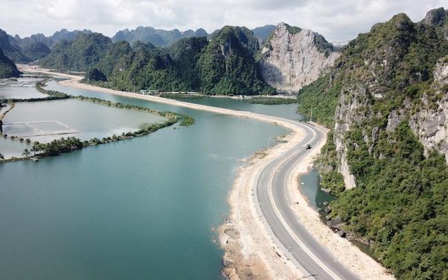 BĐS Cẩm Phả: Trái ngọt về tay khi đường bao biển hoàn thành cuối năm 2021
