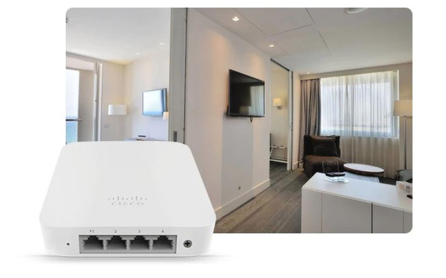 Calidas Landmark72 nâng cấp không gian mạng mới an toàn, chất lượng với Cisco Meraki