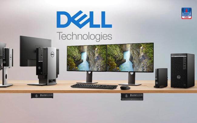 Cấu hình linh hoạt, tối ưu năng suất cùng Dell Optiplex