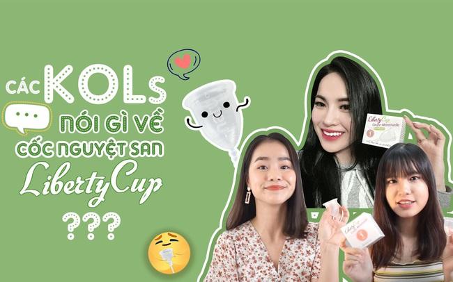 Liberty Cup: Thương hiệu chăm sóc sức khỏe hàng đầu cho phụ nữ Việt