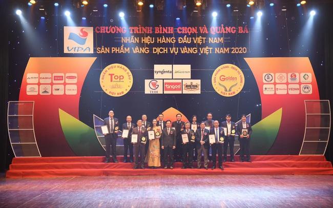 King Coffee đạt giải thưởng Top 20 Sản phẩm vàng, Dịch vụ vàng Việt Nam năm 2020