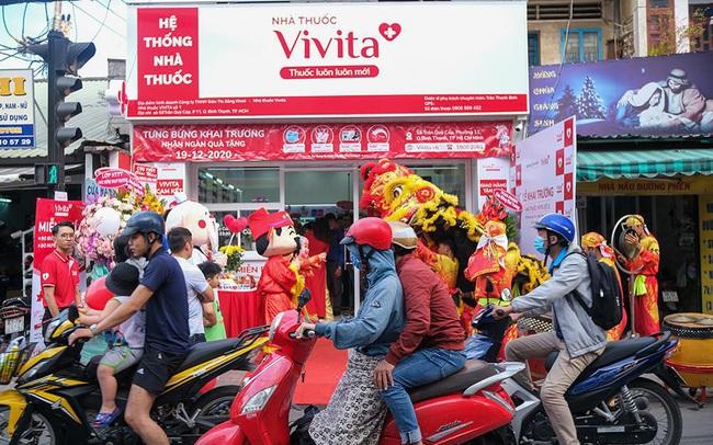 Chủ nhà thuốc Vivita: Tham vọng dẫn đầu bán lẻ vitamin và thực phẩm tại Việt Nam