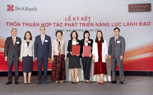 SeABank ký kết hợp tác với 4 đối tác chiến lược hướng tới phát triển bền vững