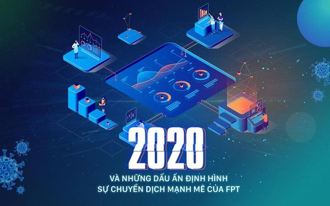 2020 và những dấu ấn định hình sự chuyển dịch mạnh mẽ của FPT