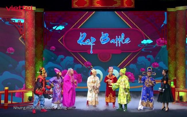 Bá quan văn võ Thiên Đình chia team rap battle: Bắc Đẩu lấy rap name BD, Nam Tào ứng khẩu bằng ca dao tục ngữ