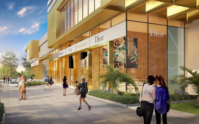 06 lý do vì sao nên đầu tư Shophouse chân đế Dolce Penisola Quảng Bình