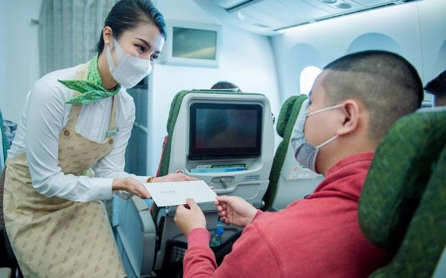 Bamboo Airways lãi trước thuế 400 tỷ đồng, thuộc số ít hãng bay trên thế giới có lợi nhuận năm 2020