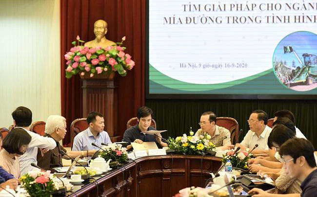 Làm gì để Việt Nam trở thành cường quốc mía đường thế giới?