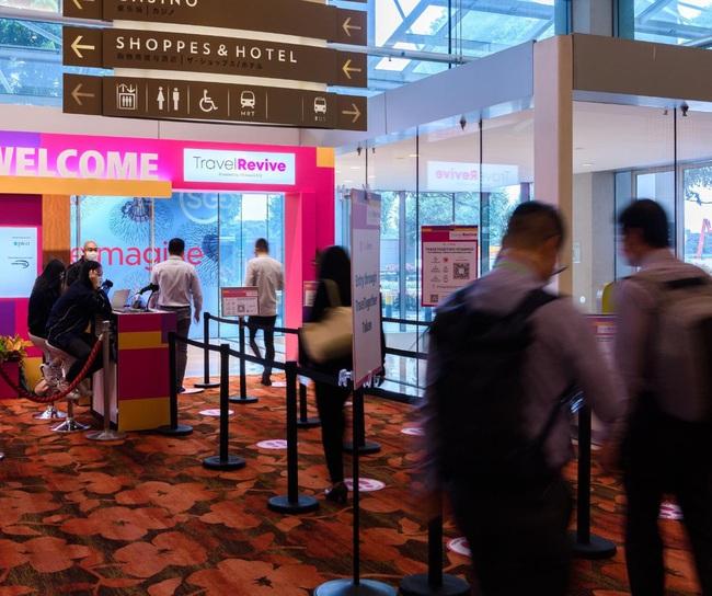 Loạt công nghệ số giúp Singapore phục hồi ngành du lịch
