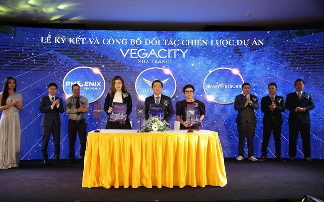 Newstargroup phân phối độc quyền miền Nam dự án Vega City Nha Trang