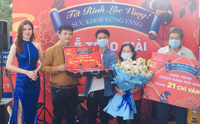 Hệ thống nhà thuốc FPT Long Châu nỗ lực chăm sóc sức khỏe cộng đồng