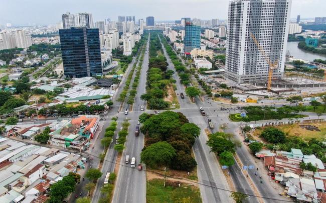 Tiềm năng tăng trưởng của thị trường bất động sản Nam Sài Gòn trong năm 2021