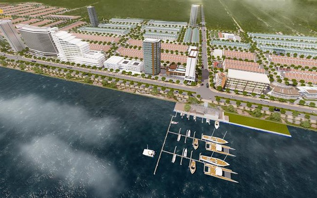 Bright Land trở thành đối tác chiến lược phân phối dự án Vịnh An Hòa City