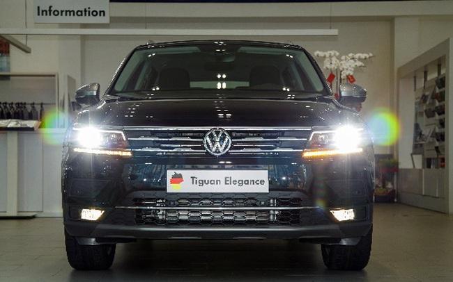 Tặng Gói phụ kiện 100 triệu cho SUV bán chạy nhất của Volkswagen