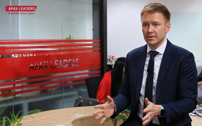 Apax Holdings bổ nhiệm Tổng Giám đốc có nhiều kinh nghiệm về giáo dục