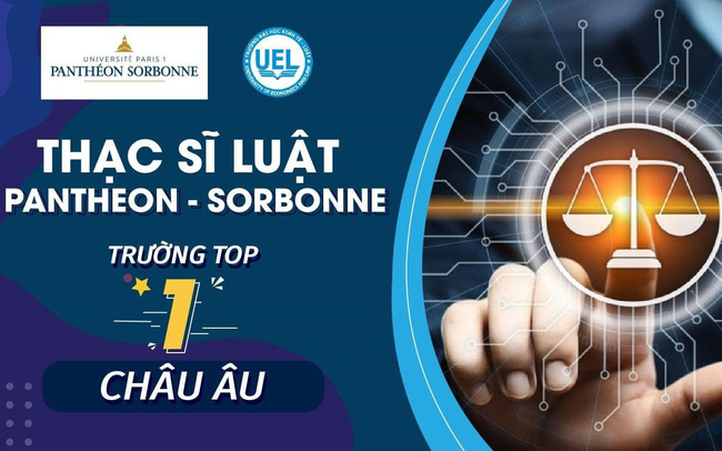 Trở thành thạc sĩ luật dân sự của Panthéon - Sorbonne Paris 1 ngay tại Việt Nam