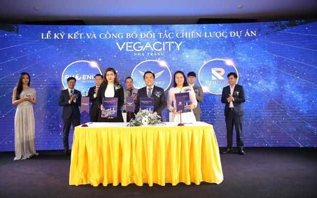 Realhomes - Tổng đại lý phân phối độc quyền miền Bắc dự án Vega City Nha Trang