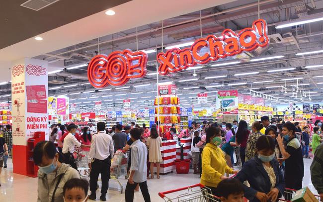 Đại siêu thị GO! – sức bật mới giúp thị trường bán lẻ Việt Nam thêm sôi động